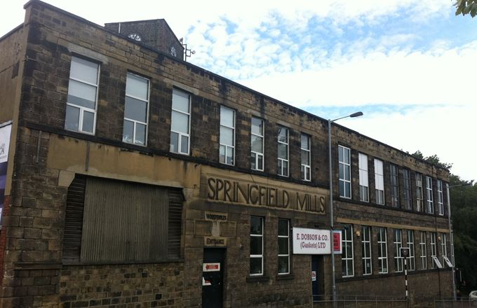 Springfield Industrial Complex, Keighley - For-Sale