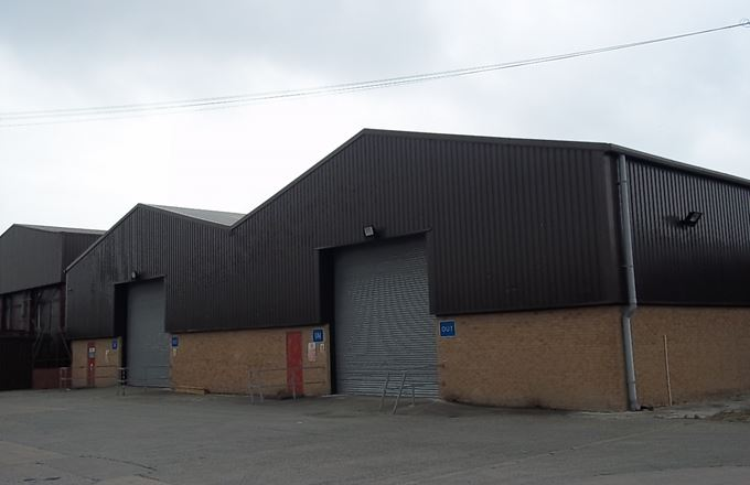 Unit C Airedale Trading Park, Cross Hills - To-Let
