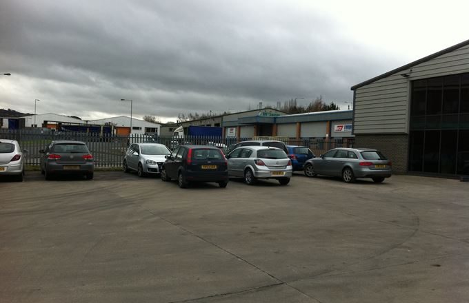 Unit 5 Keighley Industrial Park - Sold