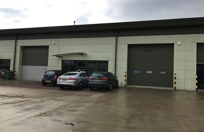 Unit 2 Marrtree Business Park, Silsden - To-Let