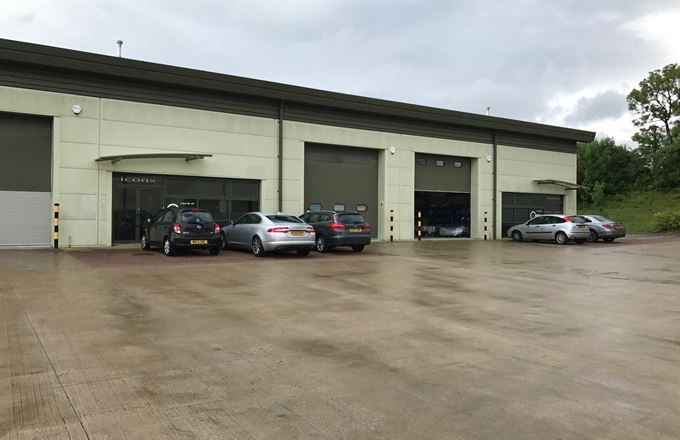 Units 2 & 3 Marrtree Business Park - To-Let