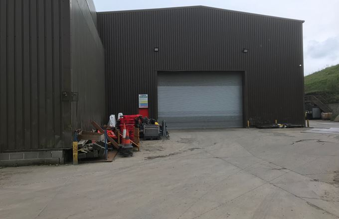 Lumbrook Industrial Estate, Northowram - To-Let