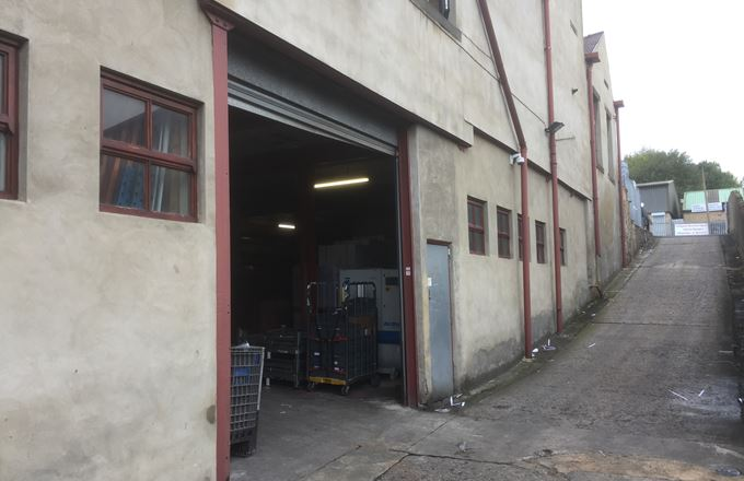 Healey Works, Goulbourne Street, Keighley - Sold