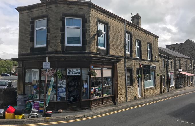 20, 20A and 24 Briggate, Silsden - For-Sale