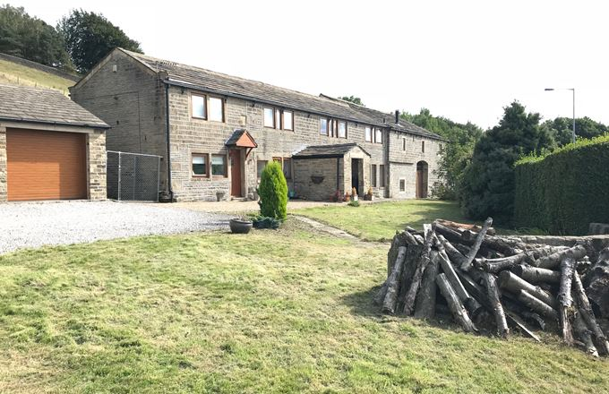 Hawkcliffe Farm, Haworth - For-Sale
