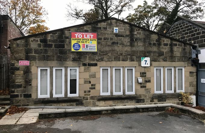 Unit 7 Drill Hall BC, Ilkley - Let