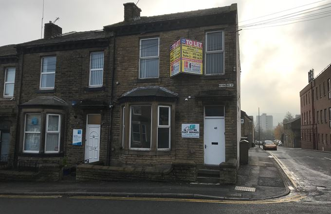 43 Devonshire Street, Keighley - To-Let