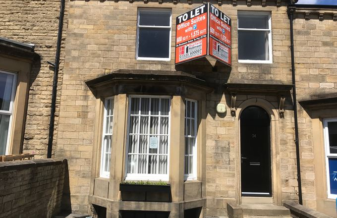 14 Devonshire Street, Keighley - To-Let