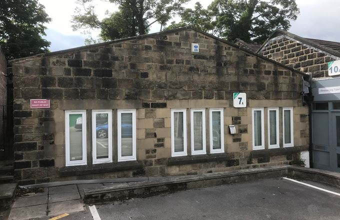 7A Drill Hall BP, Ilkley  - Let