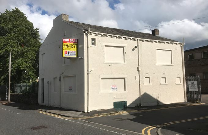 The Former Vine Tavern, Hope Place, Keighley - For-Sale-To-Let