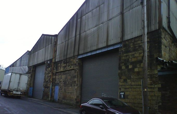 Crown Works, Worth Way, Keighley - To-Let