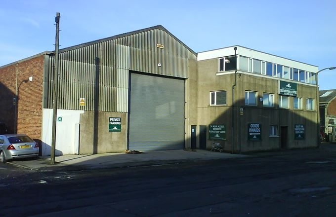 Prospect Warehouse, Keighley - Under-Offer