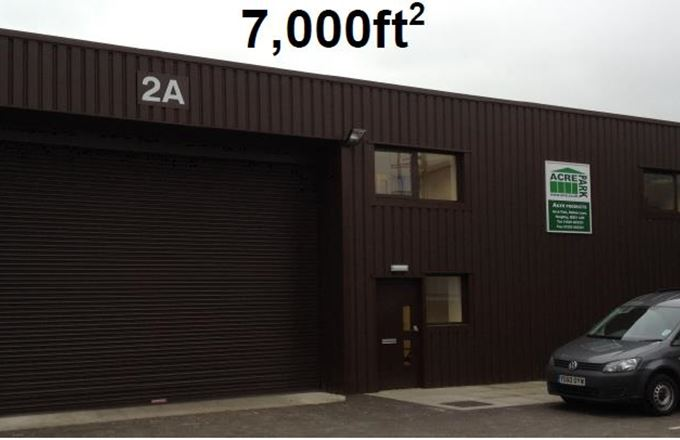 Unit 2A Acre Park, Keighley - To-Let