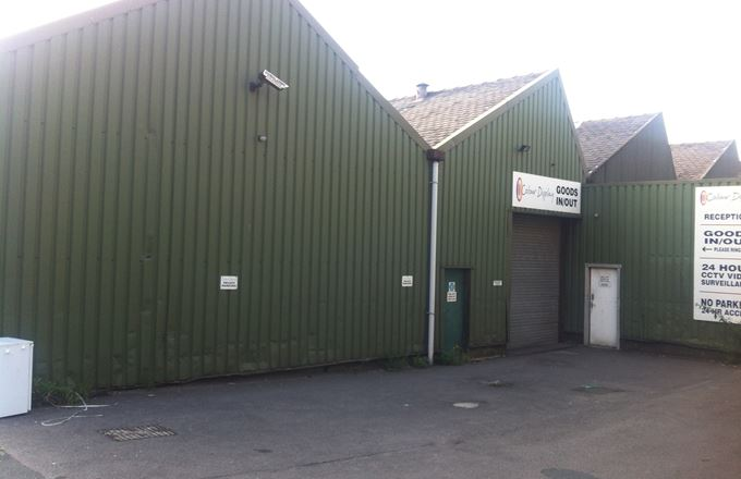 Unit 1 Riverside Business Park, Shipley - To-Let