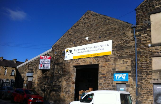 Eastwood Works, Parson Street, Keighley - Under-Offer
