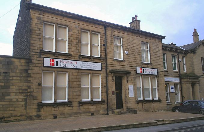 Temple Chambers, Keighley - To-Let