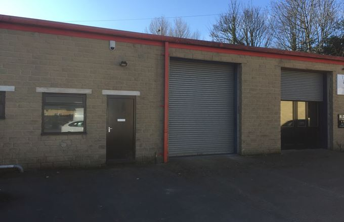 Unit 11 Eastburn Mills, Eastburn - Under-Offer
