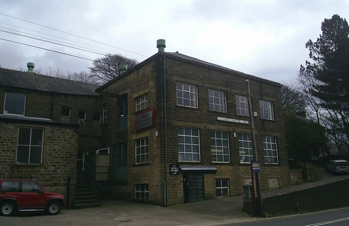 Hawcliffe Works, Oxenhope - Under-Offer