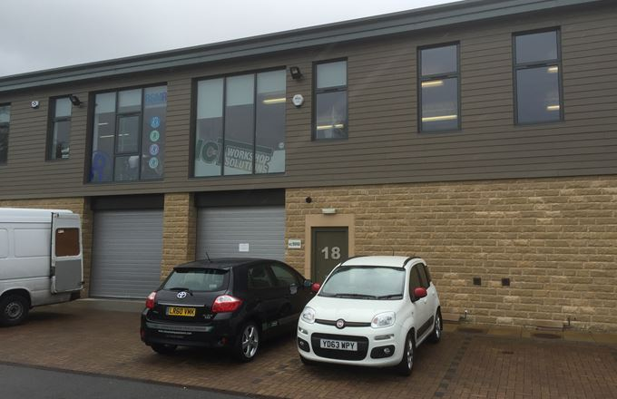 Unit 18 Ryefield Business Park, Silsden - To-Let