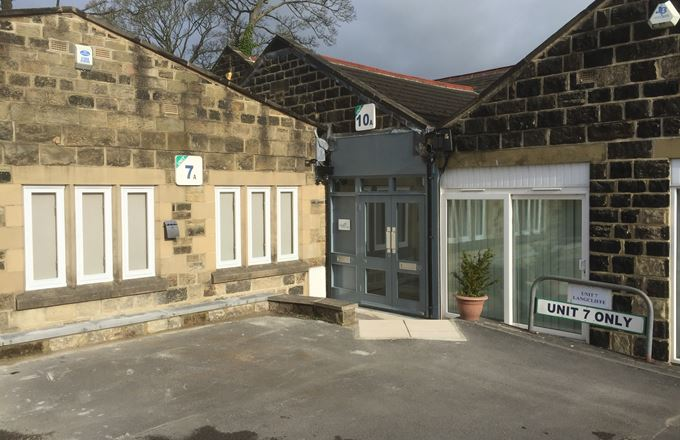 7C Drill Hall Business Park, Ilkley - To-Let