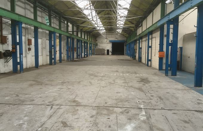 Aireworth Distribution Centre - Under-Offer