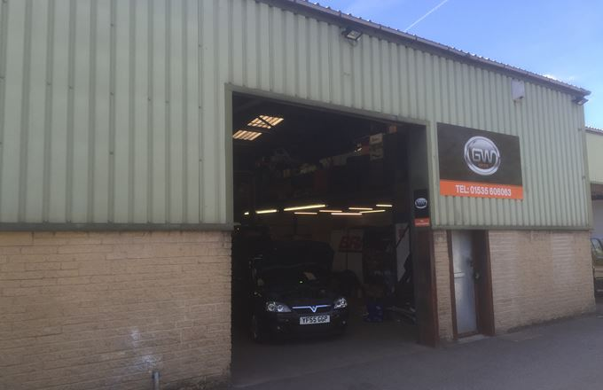 Unit 2 Knowle Spring Industrial Estate - Let