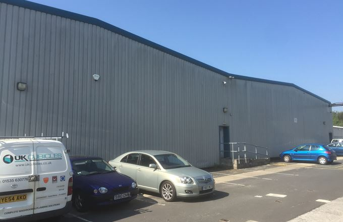 Unit 4 Airedale Business Park, Keighley - Sold