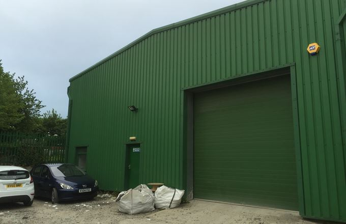 Springfield Industrial Complex, Keighley - Under-Offer